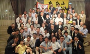 20140823夏の懇親会集合